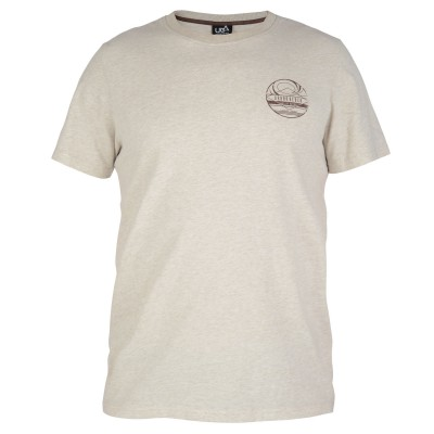 Men's Cook T-Shirt - Light Brown