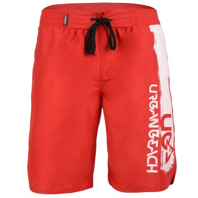 Men's Hossegor Surf Shorts - Red
