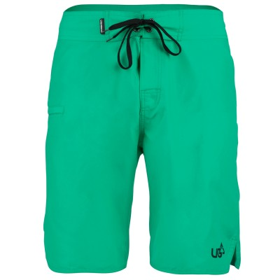Men's Jaws Board Shorts - Green