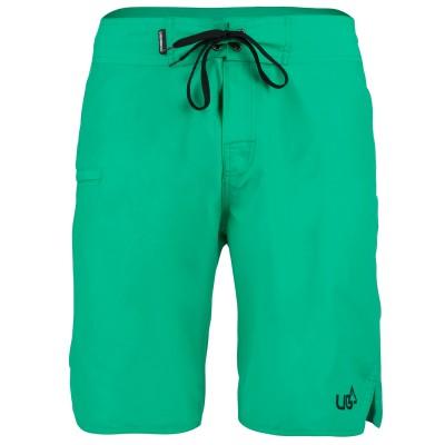 Men's Jaws Board Shorts - Green