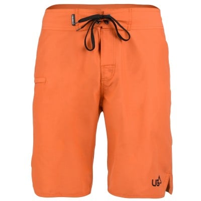 Men's Jaws Board Shorts - Orange