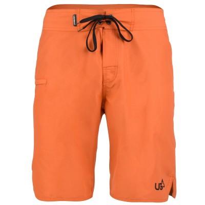 Men's Jaws Board Shorts - Orange