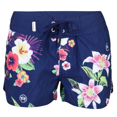 Womens Thurlestone Board Shorts - Navy