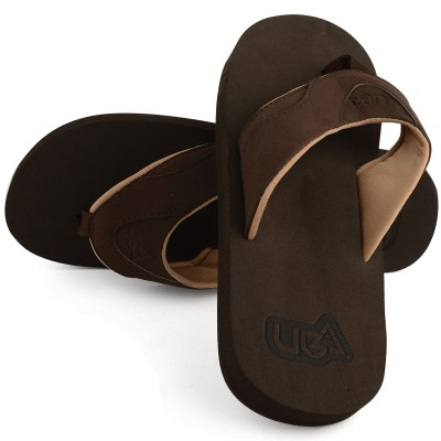 Mens Makaha Flip Flop - Brown