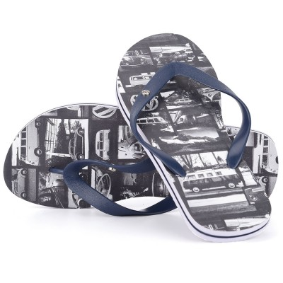 Men's Elm Flip Flops - Navy