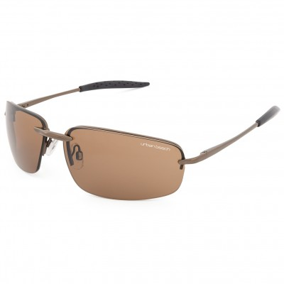 Mens Utah Sunglasses Black