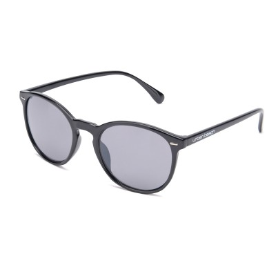 Unisex Lokni Black Sunglasses