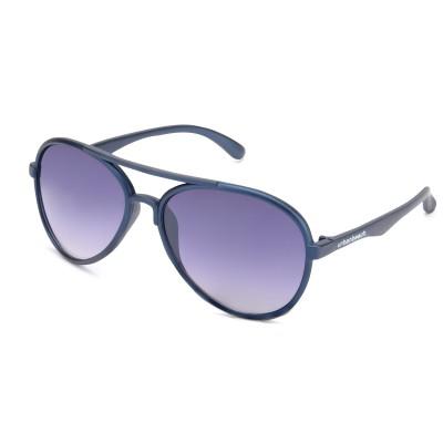 Unisex Dalfon Blue Sunglasses