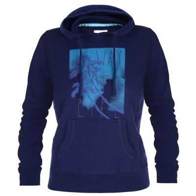 Womens Dune Hoody - Navy