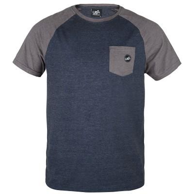 Mens Wahiawa T-Shirt - Navy