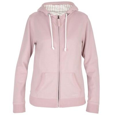 Womens Mokuleia Zip Hoody - Pink