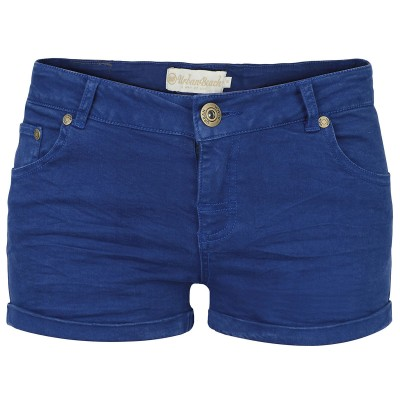 Womens Aloha Shorts - Navy