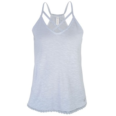 Womens Honokaa Vest - Light Blue