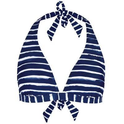 Pakala Nautical Navy/White Bikini