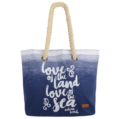 Tamri Beach Bag in Blue