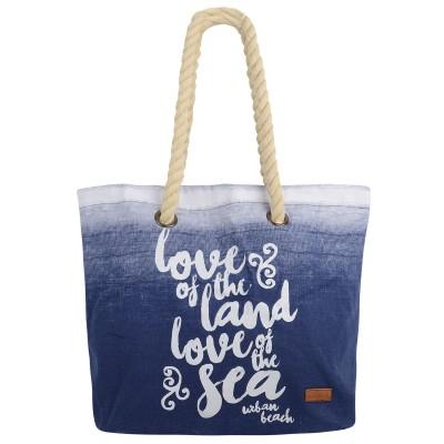 Tamri Beach Bag in Blue