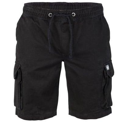 Mens Britian Shorts - Black