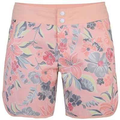 Womens Roc 2 Board Short - Pink